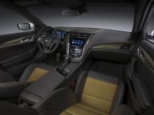 Интерьер Cadillac CTS-V фото
