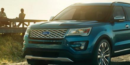 Технические характеристики Ford Explorer