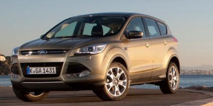 Технические характеристики Ford Kuga 2 поколения