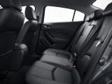 Задние сиденья Мазда 3 седан фото