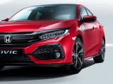 Дизайн передней части кузова Хонда Цивик