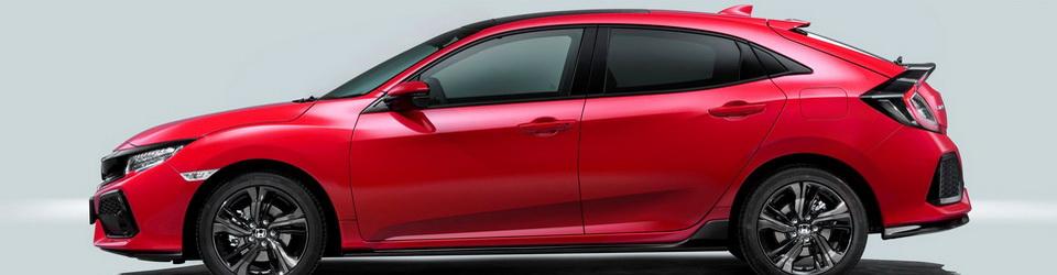 Honda Civic 2017-2018