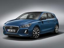 Новый хэтчбек Hyundai i30 2017-2018 года