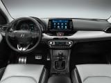 Отделка интерьера Hyundai i30 2017-2018 фото
