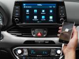 Мультимедиа Hyundai i30 2017-2018 модельного года