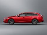 Универсал Mazda 6 Wagon 2017-2018