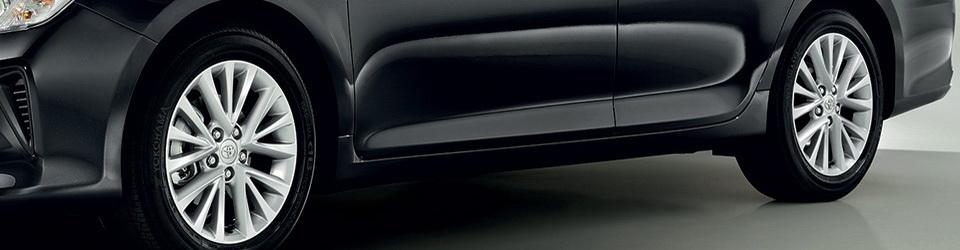Размер дисков и шин для Тойота Камри