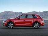 Профиль кроссовера Audi Q5 2017-2018
