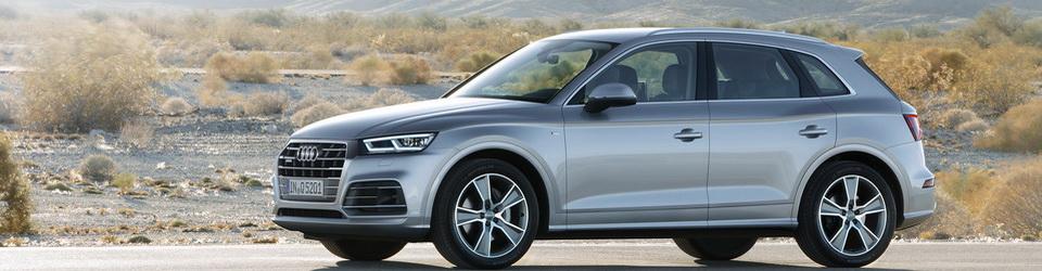 Audi Q5 2017-2018