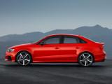Профиль спортседана Audi RS3 2017-2018