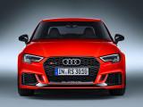 Audi RS3 вид спереди