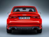 Audi RS3 вид сзади