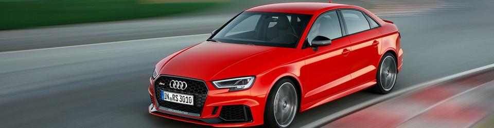 Audi RS3 2017-2018
