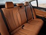 Задний ряд сидений BMW 5 серии кузов G30