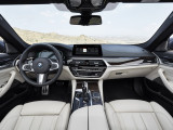 Отделка салона BMW 5 series