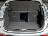 Багажное отделение в стандартной конфигурации салона