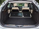 Багажник при сложенных спинках задних сидений