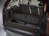 Багажник с отделениями под полом