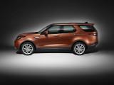 Профиль внедорожника Land Rover Discovery 2017-2018