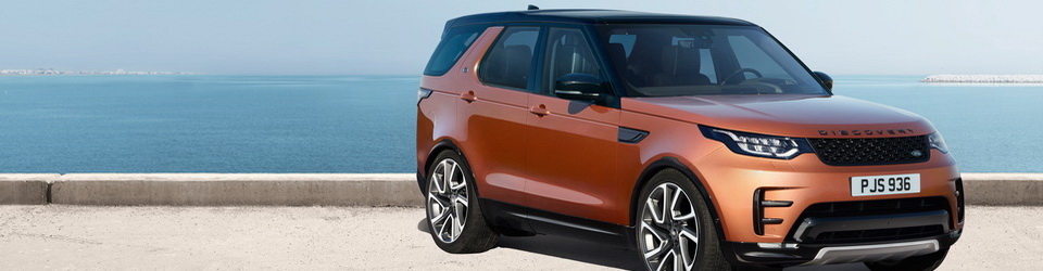 Land Rover Discovery 2017-2018