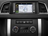Навигационная система на экране мультимедиа