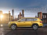 Volkswagen Atlas профиль