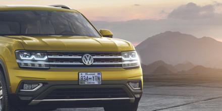 Volkswagen Atlas 2017-2018