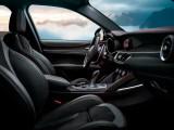 Салон Alfa Romeo Stelvio