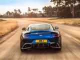 Aston Martin Vanquish S фото кормы