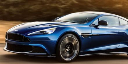 Aston Martin Vanquish S 2017-2018