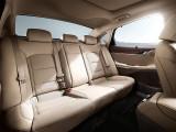 Задний ряд сидений нового Hyundai Grandeur