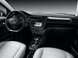 Отделка интерьера Peugeot 301 в светлых тонах