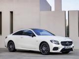 Новый Mercedes E Class Coupe 2017-2018 фото