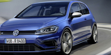 Volkswagen Golf R 2017-2018