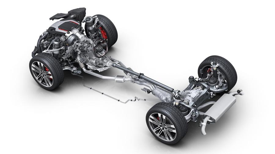 Новый Audi SQ5 2017-2018 - фото, цена и комплектации, характеристики Ауди SQ5 2-го поколения