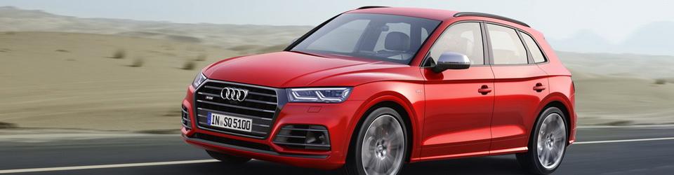 Audi SQ5 2017-2018