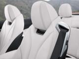 БМВ 4 серии кабриолет 2017-2018 обивка сидений