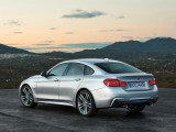 Фото BMW 4-series Gran Coupe 2017-2018 корма