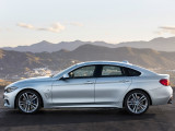 Фото BMW 4-series Gran Coupe 2017-2018 вид сбоку