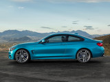 BMW 4-series Coupe 2017-2018 фото профиль