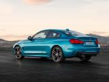 BMW 4-series Coupe задняя часть кузова