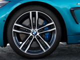 Колесные диски BMW 4-series Coupe 2017-2018
