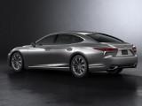 Кузовные очертания Lexus LS