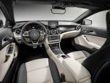 Отделка Mercedes GLA 250 фото