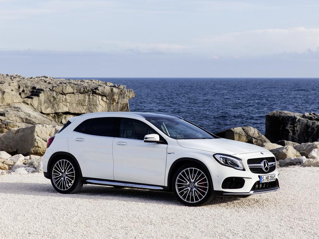Новый Mercedes GLA 2019 | фото, цена, характеристики изоражения