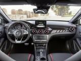 Mercedes GLA 45 AMG салон