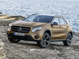 Mercedes-Benz GLA 220 d 2017 года фото