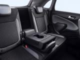 Задние кресла Opel Crossland X фото