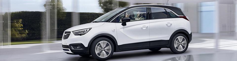 Opel Crossland X 2017-2018