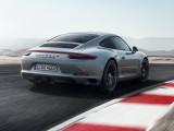 Купе Porsche 911 Carrera 4 GTS 2017-2018 фото кормы